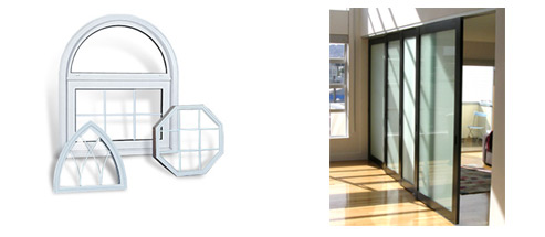 specialty and glass sliding doors/ windows